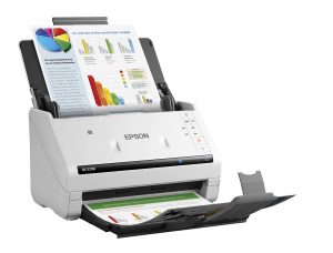 Epson DS-575W Wireless Document Scanner