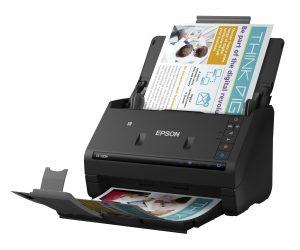Epson WorkForce ES-500W – Wireless scanner